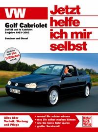 VW Golf III/IV Cabriolet - 1993 - 2002