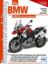 BMW R 1200 GS - ab Modelljahr 2010