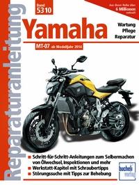 Yamaha MT 07 - ab Modelljahr 2014